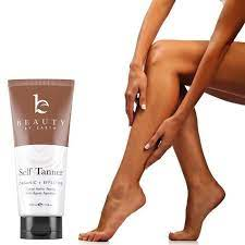 Self Tanner with Organic & Natural Ingredients Beauty by Earth